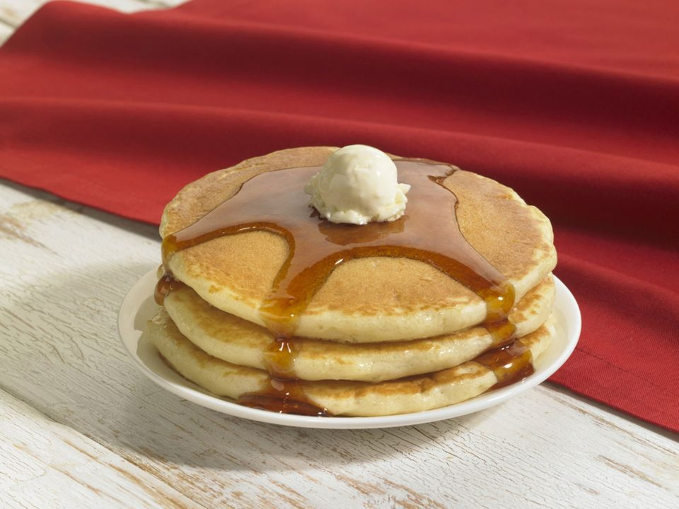 how to make pancakes easily at home step by step
