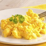 How to make really fluffy scrambled eggs at home? Secret reveled!!!