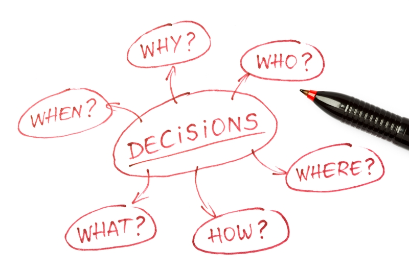 how to make a decision easily tips