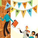 A complete guide on 'How to rent a book'